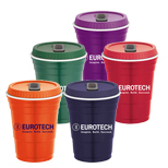 20693 - 16 oz Game Day Cup with Lid