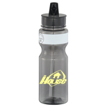 Inexpensive ID Grip 26oz Sport Bottle, Novelty BPA Free Sport Bottle