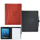 Custom Pedova 10' Tech Pad, Promotional Tech Padfolio