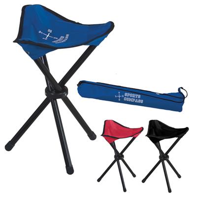 folding tripod stool