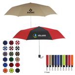 "Promotional 42"" Arc Telescopic Umbrella"