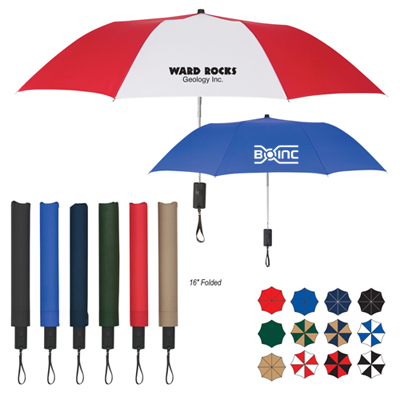 44 arc auto-open folding umbrella