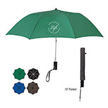 "20841 - 36"" Arc Telescopic Folding Automatic Umbrella"