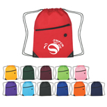 Promotional Sports Pack with Front Zip