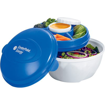 Cool Gear® Deluxe Salad Kit