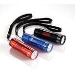 20857 - Flare 9 LED Flashlight