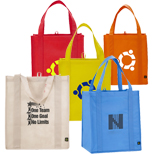 Promotional Polypro Non-Woven Big Grocery Tote