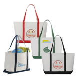 20868 - Heavy Weight Zippered Tote
