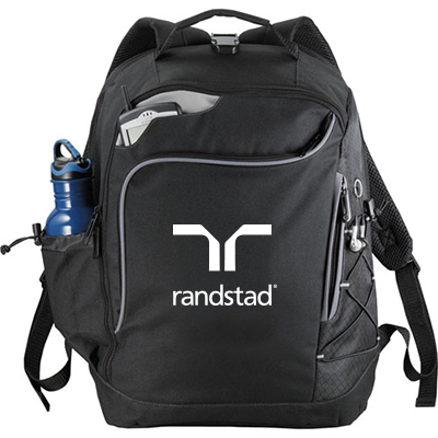 summit checkpoint-friendly backpack