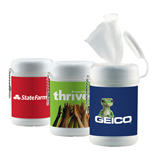 20906 - 30 Pack Sanitizer Wipes in Canister