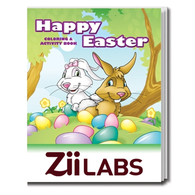 20930 - Happy Easter Coloring Book