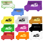 Custom Logo Delivery Truck Pick N Mints - Delivery Truck Pick N Mints