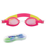 Promotional Pink Swim Goggles - Bulk Children's Swim Goggles