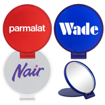 Personalized Compact Mirrors - Promo Compact Mirrors
