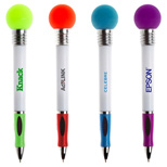 20981 - Light Up Bouncy Ball Pen