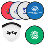 Personalized Fold-Up Flying Disk - Bulk Fold-Up Flying Disk