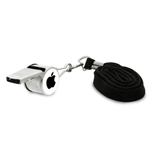 Persnalized Ref Metal Whistle - Promo Ref Metal Whistles