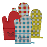 Custom Logo Therma-Grip Oven Mitts - Personalized Therma-Grip Oven Mitts