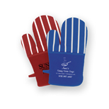Promotional Grip Pocket Oven Mitts - Custom Therma-Grip Pocket Oven Mitts