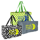 21090 - Large Printed Utility Tote