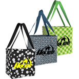 21092 - Small Printed Utility Tote