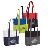 Personalized East Hampton Tote - Custom East Hampton Totes