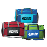 21108 - U-flap Sports Duffel
