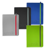 Promotional Technix Zippered Padfolio - Custom Zippered Padfolio