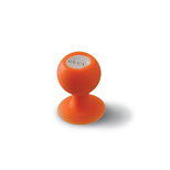 Custom Logo Orange iBall Stand - Promo Orange iBall Stands