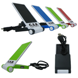 Custom Cell Holder w/ USB attachment for charging - Promotional Cell Holder w/ USB