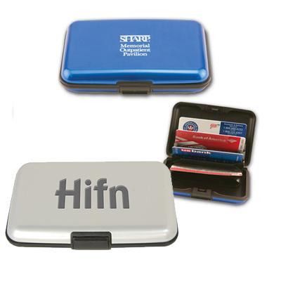 Aluminum Credit Card Case (RFID Protection)