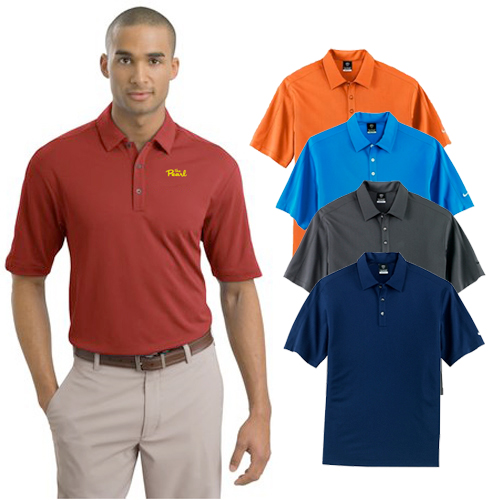 54fac892 Personalized Nike Golf - Tech Sport Dri-FIT Polo at Promo Direct