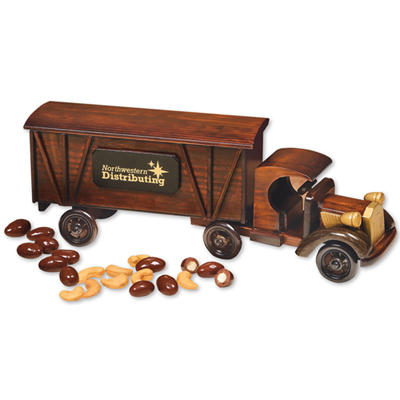1920's Truck filled with Assorted Nuts