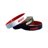 Promotional Dual Layered Wristband