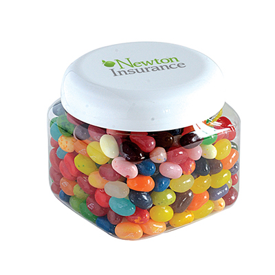 canister of jelly bellys
