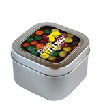 21438 - Square Tin of Sixlets