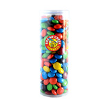 21442 - Plain M&M's in Fun Tubes