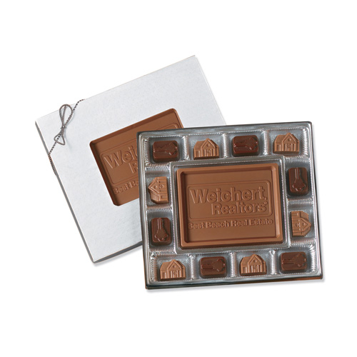 promotional chocolate delights box