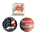 "Custom 1 1/4"" Photoart Lapel Pin - 1 1/4"" Photoart Lapel Pin"