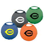 "Promotional Round Stadium Cushion 14"" x 2"""