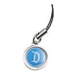"Promotional 1/2"" Circle Cell Charm - Custom Circle Cell Charm"