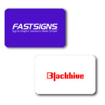Personalized 4 x 5 Rectangle Labels - Polypropylene
