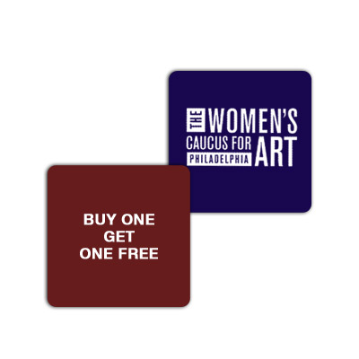 3 x 3 square labels - paper