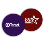"Personalized 2"" Standard Circle Labels - Paper"