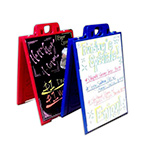 Promotional Wet-Erase A-Frame Board