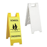 Promotional Minicade with 2 Custom 12x24 Signs