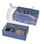 21651 - Small Box with Built in Tray- 1 Color Full Coverage