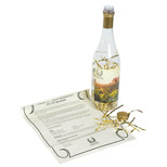 Personalized Message Bottle - 750ML - Logo Message Bottle - 750ML