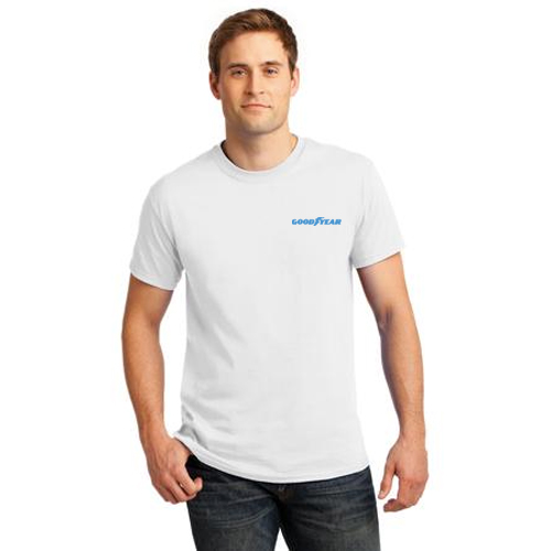 Gildan® - Ultra Cotton® 100% Cotton T-Shirt (White)