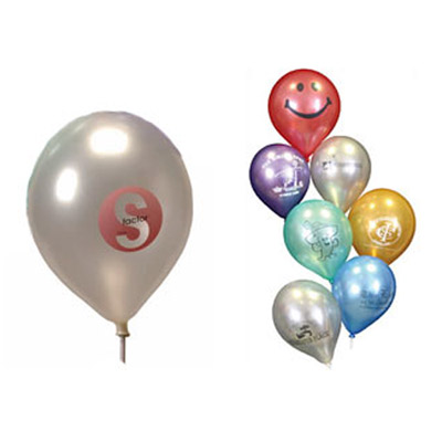 11 pearlized balloon
